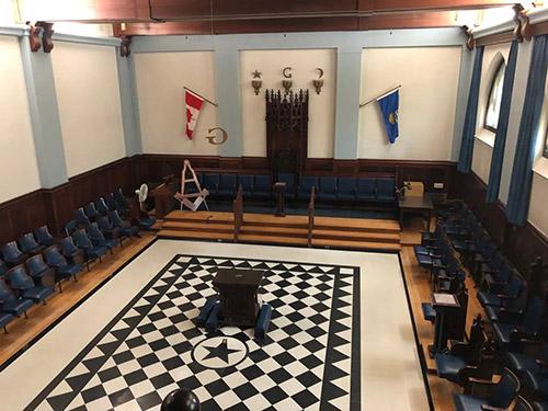 Freemasons' Hall Edmonton, Ab.